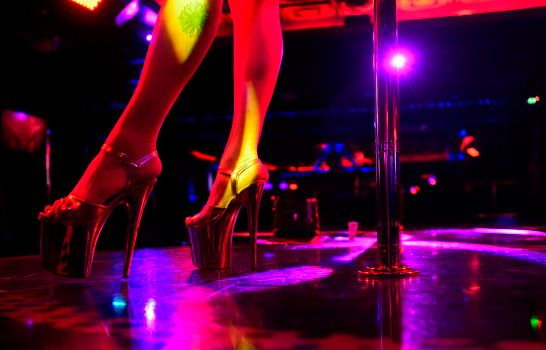 The Naughtiest Night Clubs in Hamburg